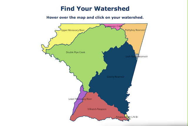 Our Carroll County Watersheds