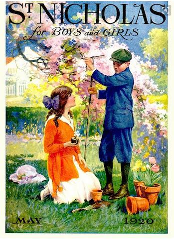 Mag Cover 1 May 1920